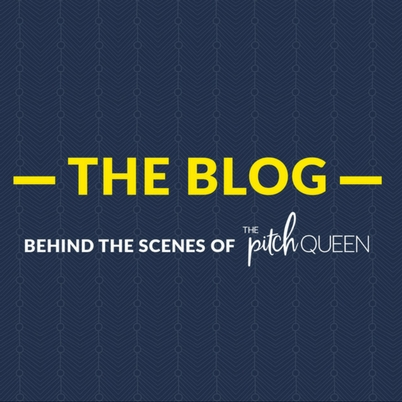 The Pitch Queen Blog